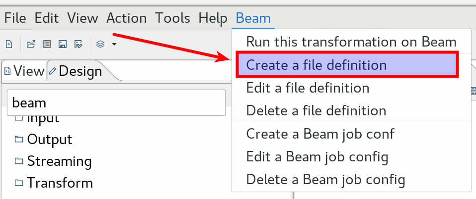 Pentaho Data Integration/Kettle: The easy way to create Beam Pipelines